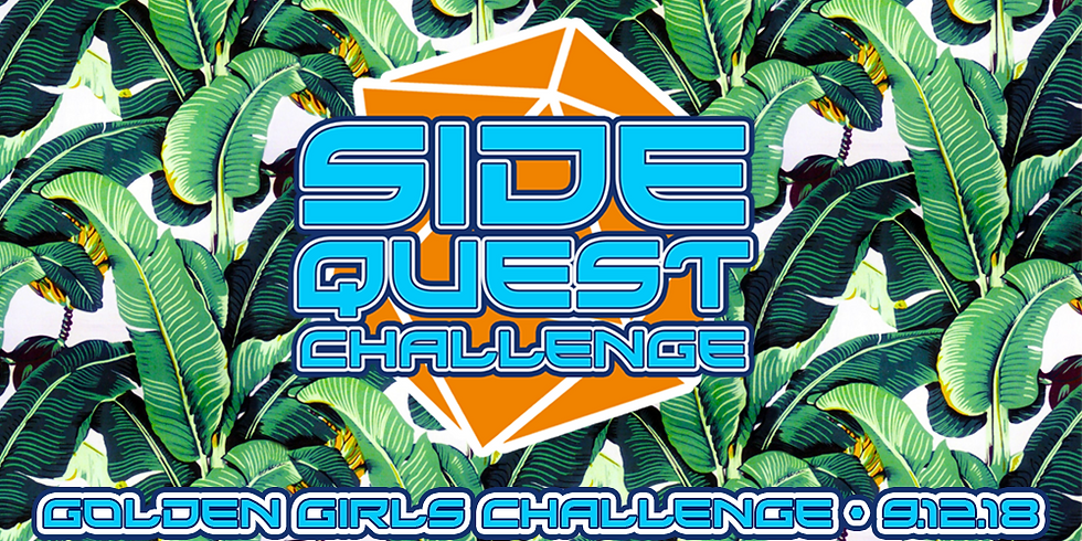 Side Quest Challenge: Golden Girls