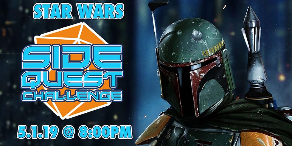 Side Quest Challenge: Star Wars