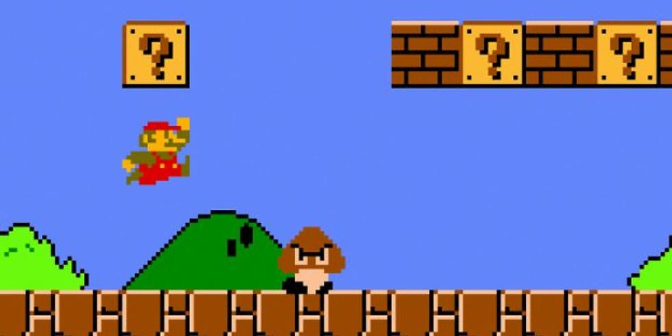 Mario Monday + Tacos!