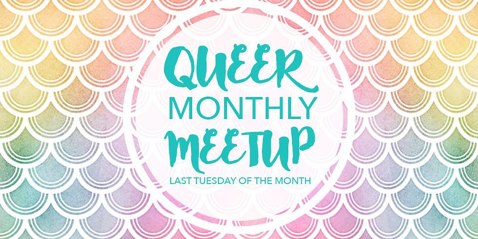 Queer Monthly Meetup
