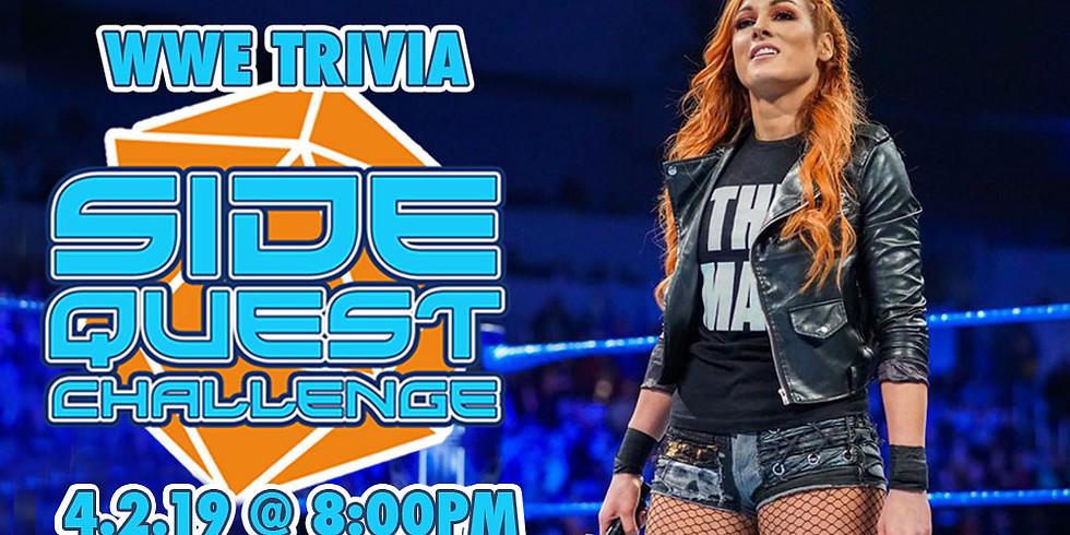 Side Quest Challenge: WWE