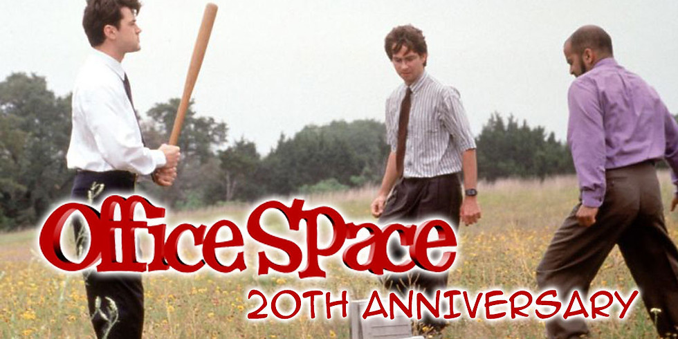 Office Space 20th Anniversary