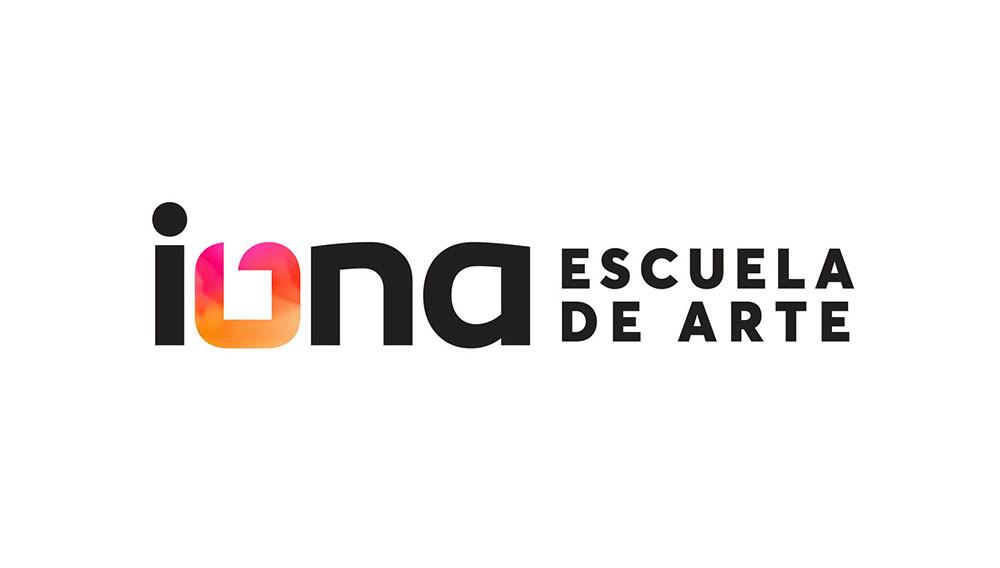 iONA School of Art - Logo Design