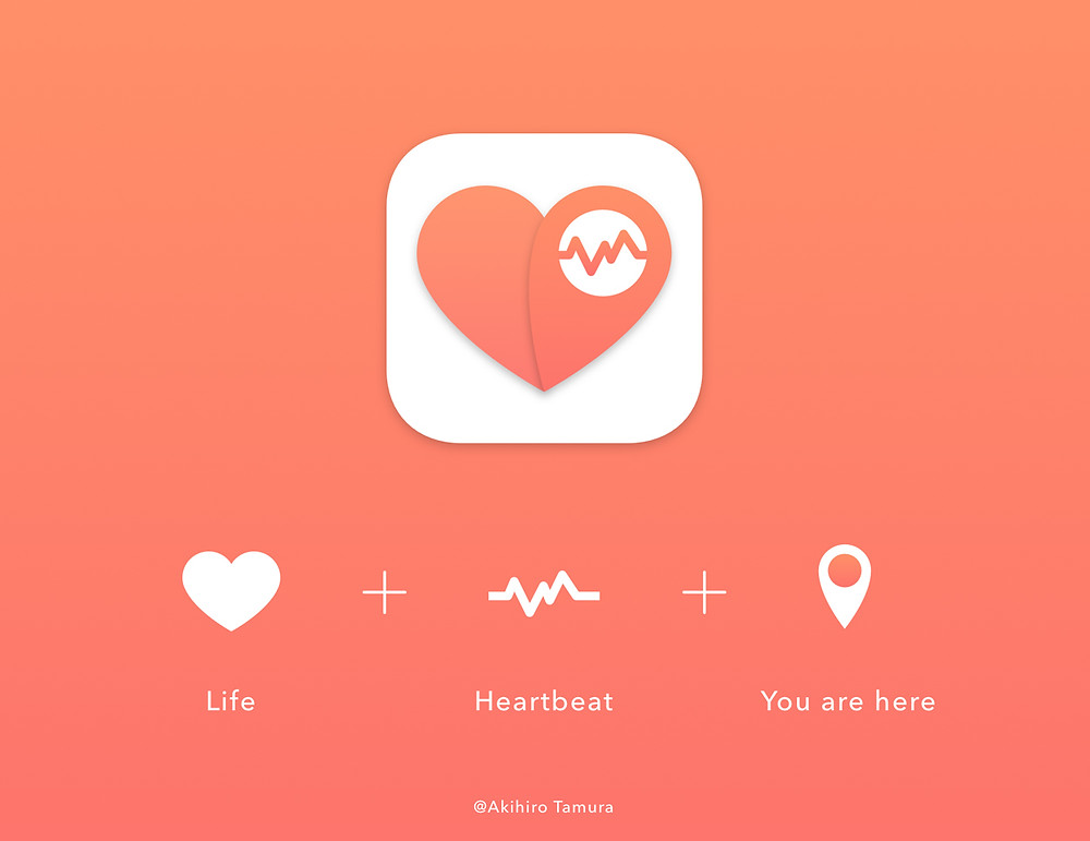 On-Demand Doctor App Icon design