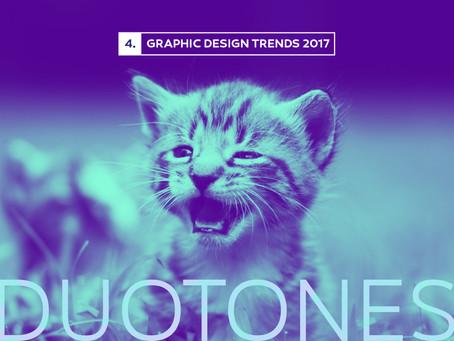 Design Trends 2017: Stunning Duotones