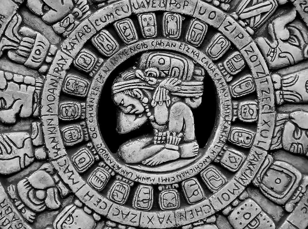 Maya Tzolkin Calendar