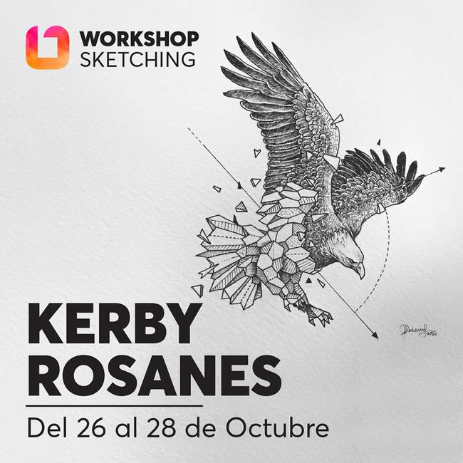 iONA School of Art workshops social media banner design - Kerby Rosanes