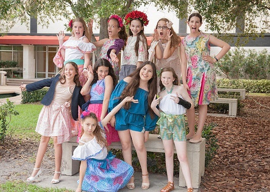 Third Annual Fashion Show