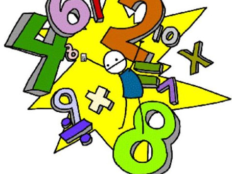 Maths workshop on Wednesday night at 7pm