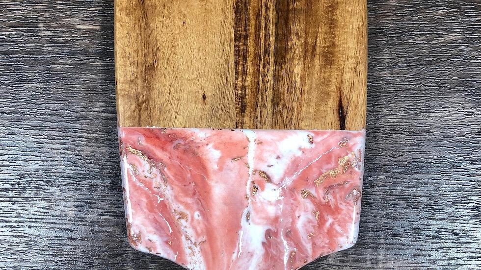 Rose - Acacia Cheeseboard