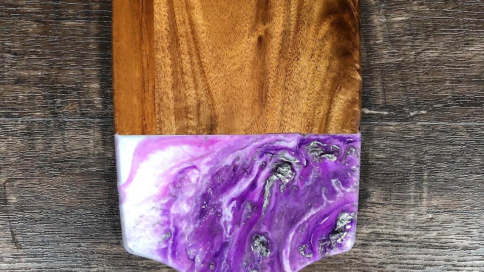Purple - Acacia Cheeseboard