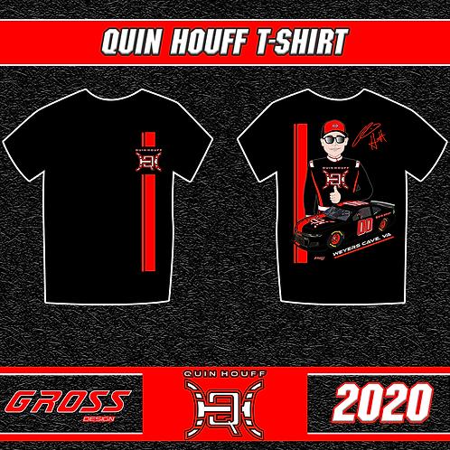 Quin Houff Toon Hero Shirt