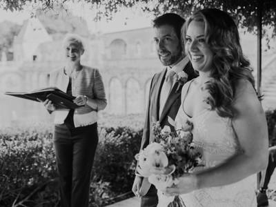Michele & Kai wedding