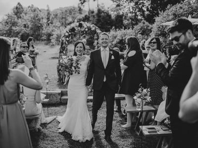 Olivia and Dave wedding