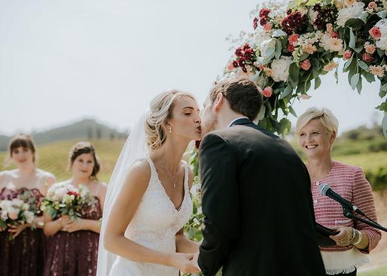 Sam Gardner Wedding Celebrant Portuga