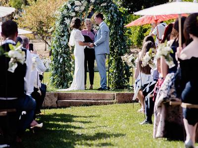 Gilian and Shane Wedding
