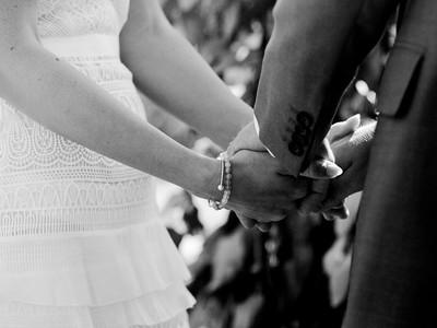 Dulcie and James wedding