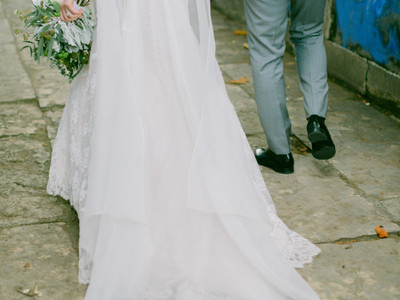 Laura and Stephane Wedding