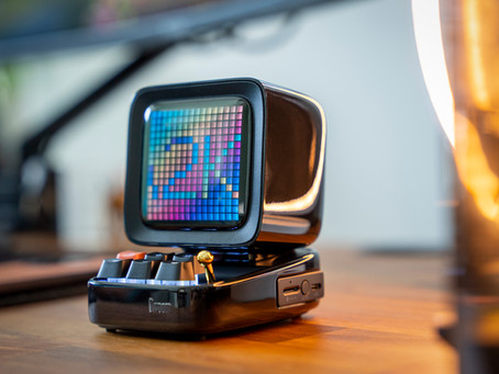 Pixel Art SPEAKER Ditoo by Divoom - What's Special About It?