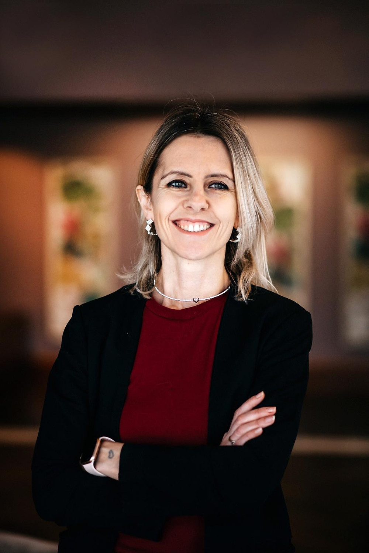 Silvia del Corso profile shot