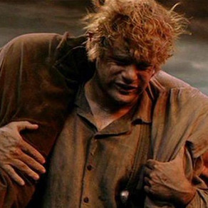 When Dumbledore made me cry and Samwise made me sob