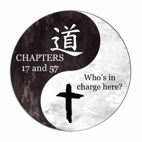 Who's in charge here? (chapters 17 and 57)