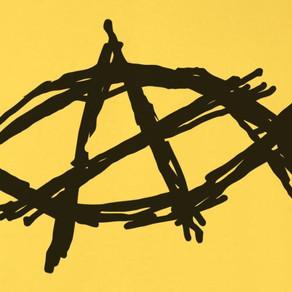 Built on violence (Christian Anarchism part 5)
