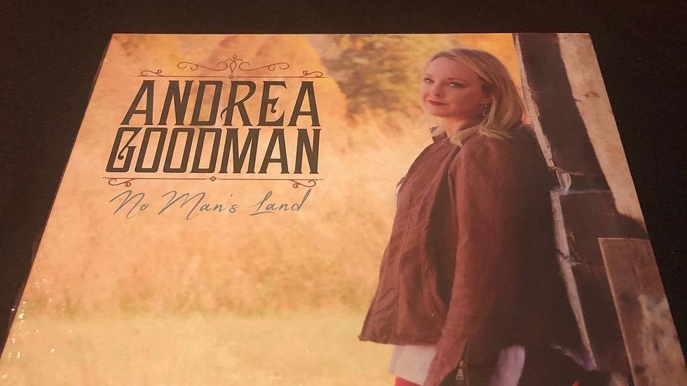 """Andrea Goodman """"No Man's Land"""" Album"""
