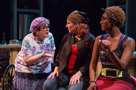 Raging Skillet - New Jewish Theatre - Dir. Lee Anne Mathews