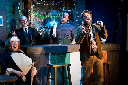 Flanagan's Wake - The Playhouse @ Westport Plaza - Dir. Lee Anne Mathews