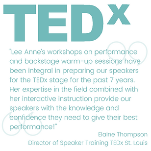 Lee Anne Mathews Tedx