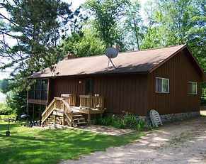 northern wisconsin vacation rental
