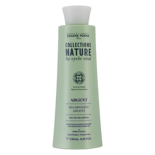 Shampooing Argent - Collections Nature - 250ml