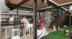 KVARTÝR   Sport Cafe bar