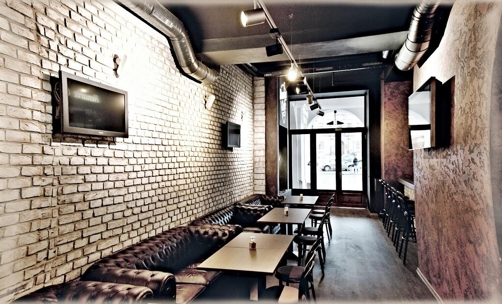Hendrix cafe bar