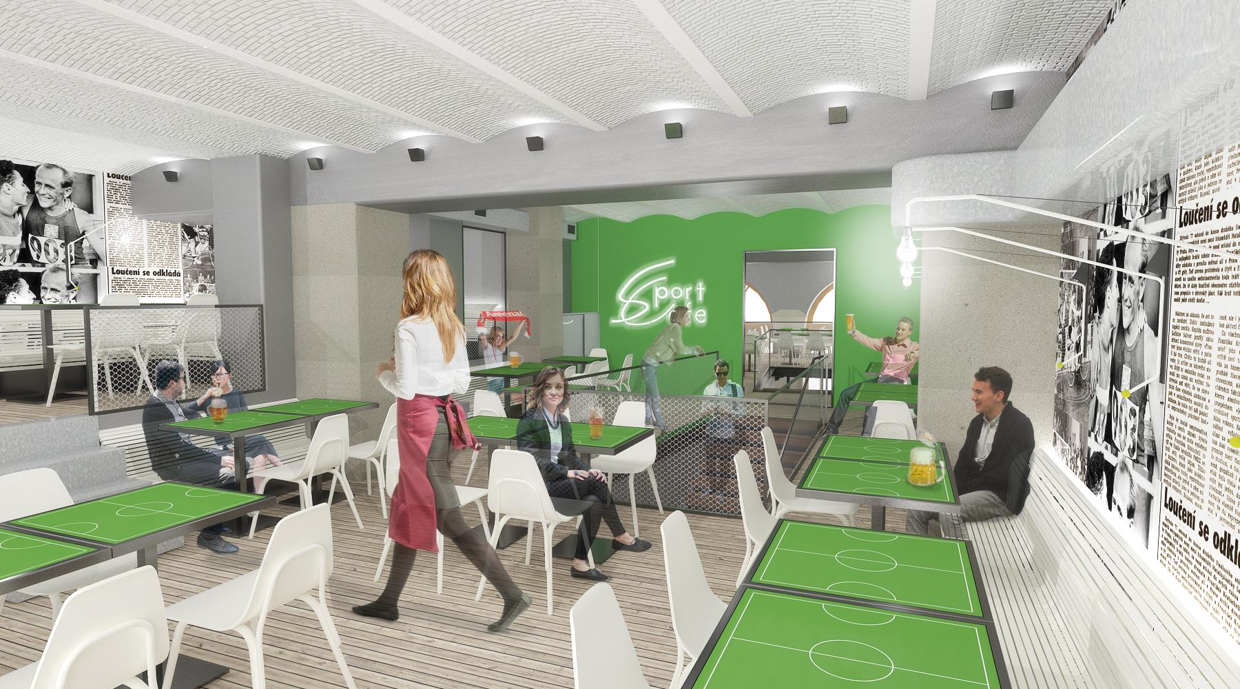 Sport Cafe bar