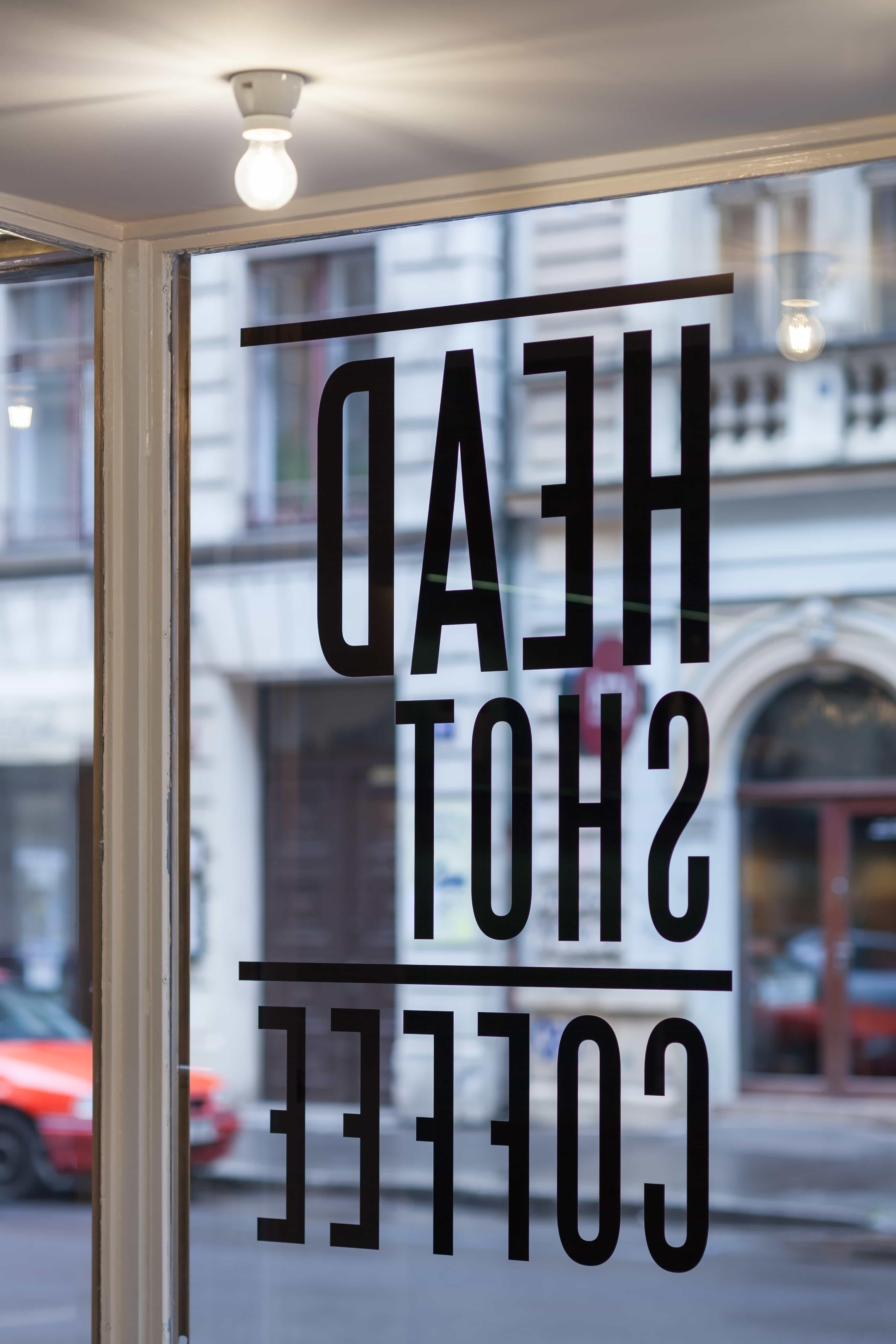 KVARTÝR | Head shot coffee