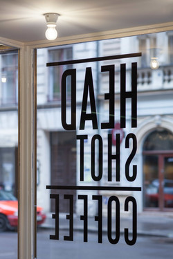 KVARTÝR   Head shot coffee