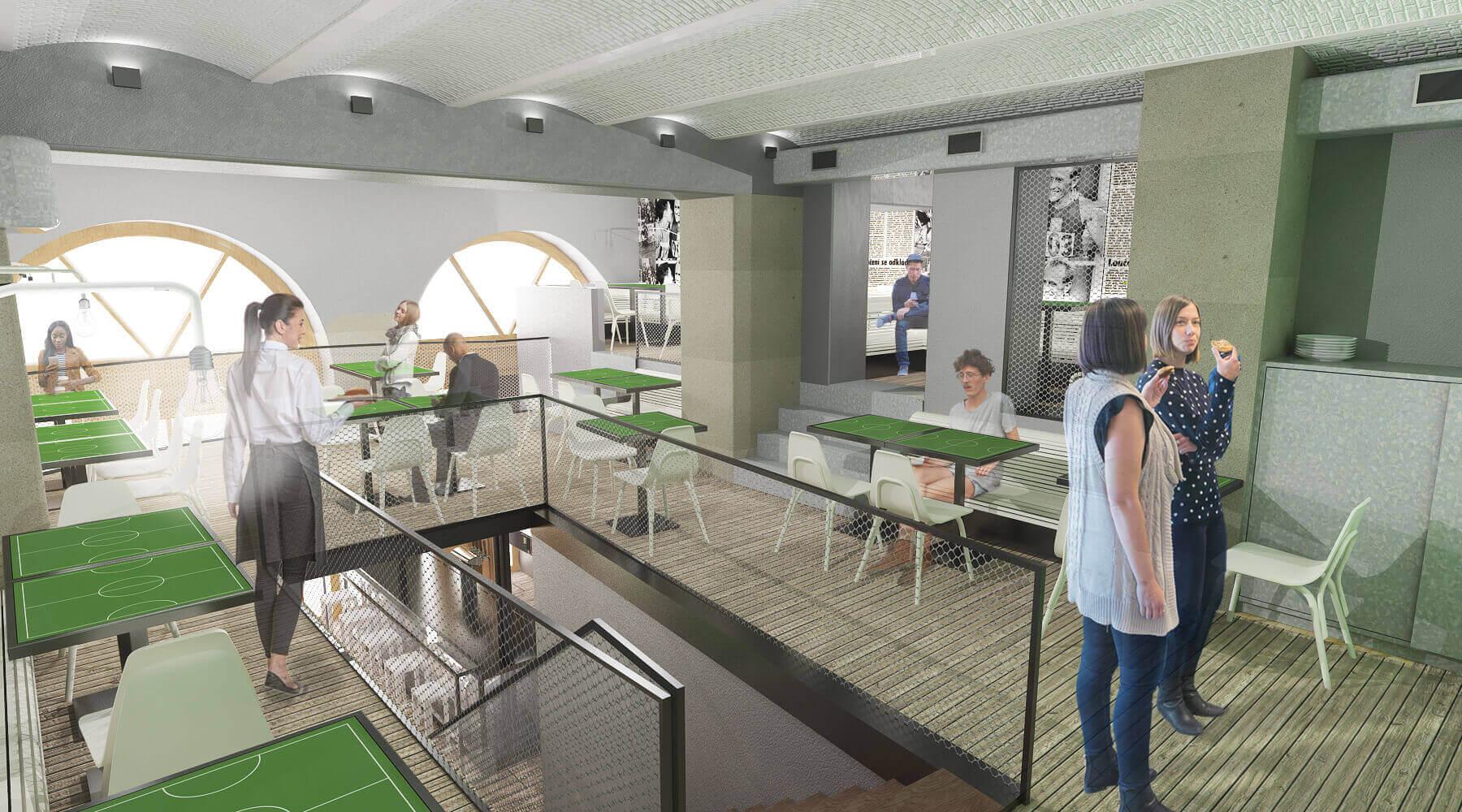 KVARTÝR | Sport Cafe bar