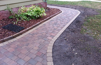 Pathways and driveways are the first impression a visitor has of your home