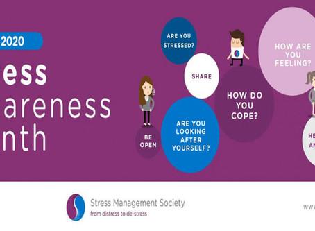 Stress Awareness Month - April 2020
