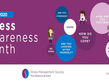 Stress Awareness Month - April 2020