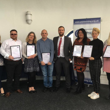 CASE STUDY - Eastchurch POA Learning Centre celebrates learners