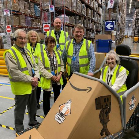 Hatfield IT group head to Amazon