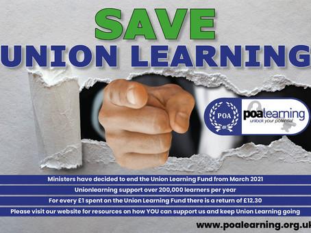 #SaveUnionLearning