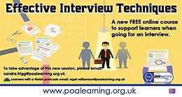 Effective Interview Techniques