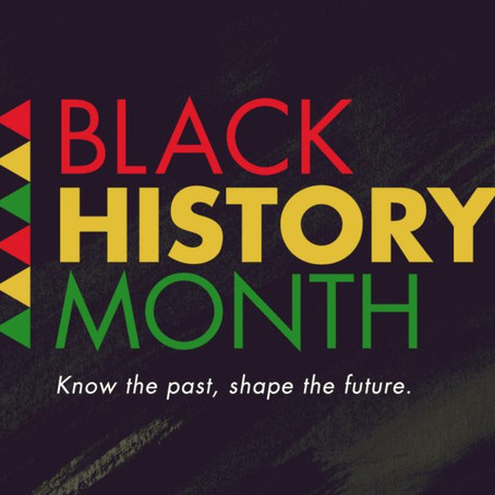 POA Learning support UK Black History Month