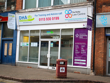 POA Learning support DHA in Derby...