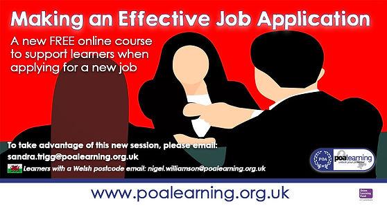Effective Job Applications