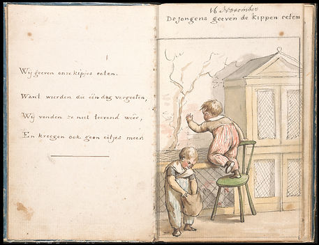 1. Jacob de Vos Wzn (1774-1844), De jong